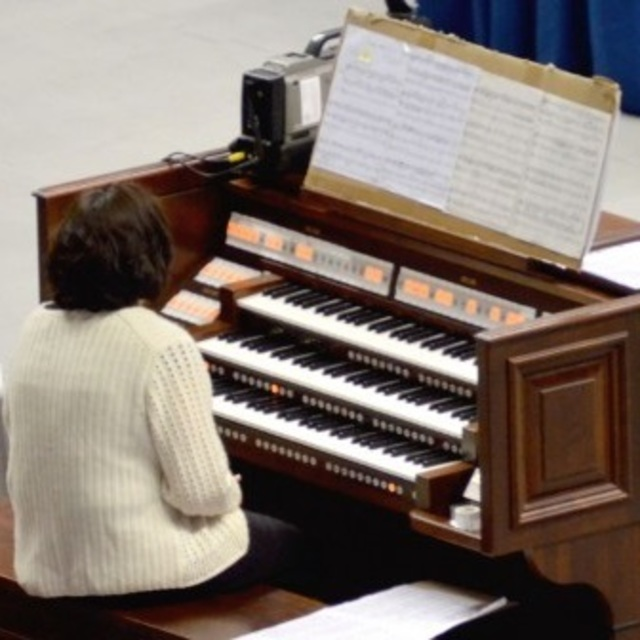 orange organ